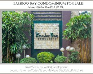 Bamboo Bay Condominium for Sale Cebu