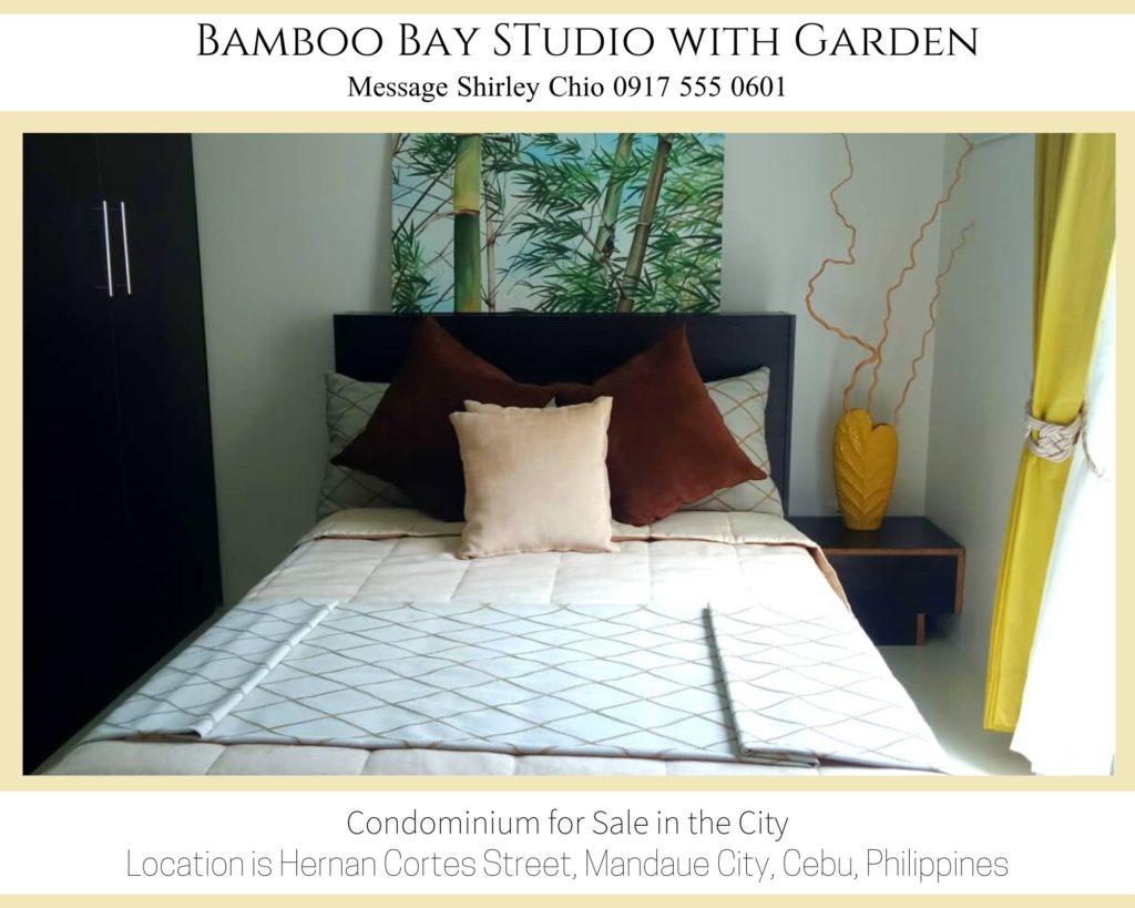 Bamboo Bay Studio with Garden