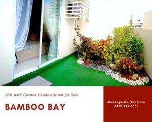 1BR with Garden Bamboo Bay