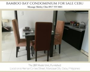 Bamboo Bay 2BR Furnished