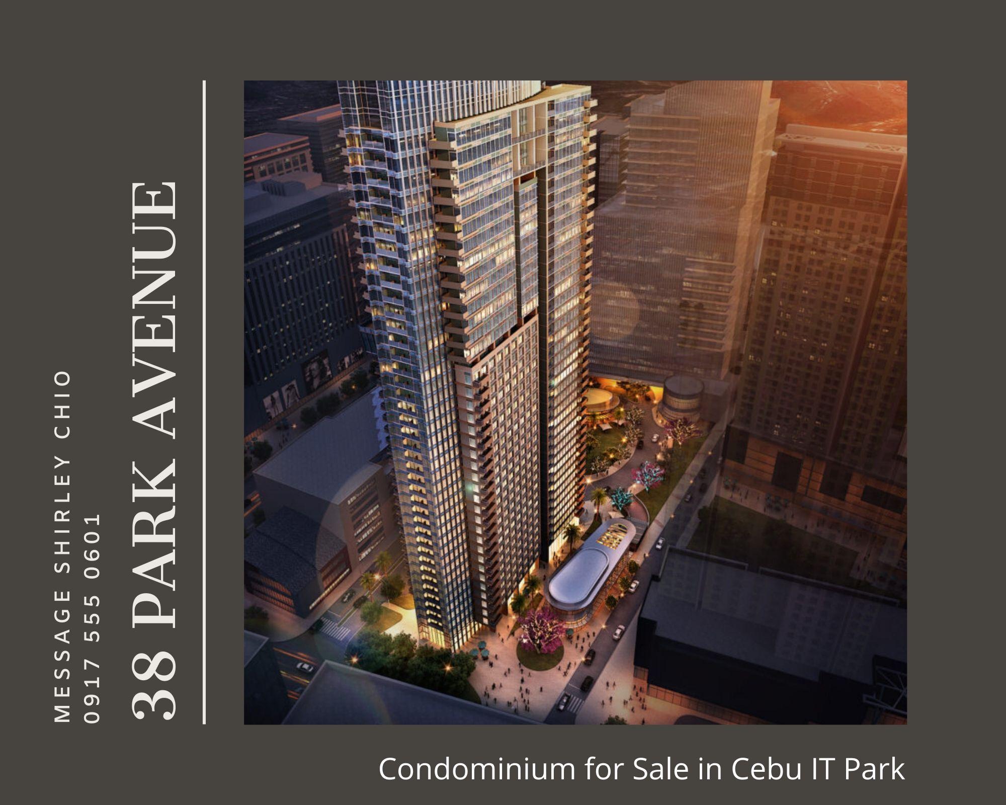 38 Park Avenue Condominium for Sale IT Park