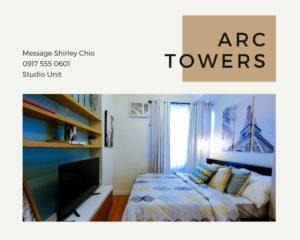 Arc Towers Condominium for Sale Cebu
