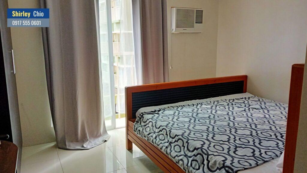 Bamboo Bay Studio Condo for Rent in Cebu Philippines