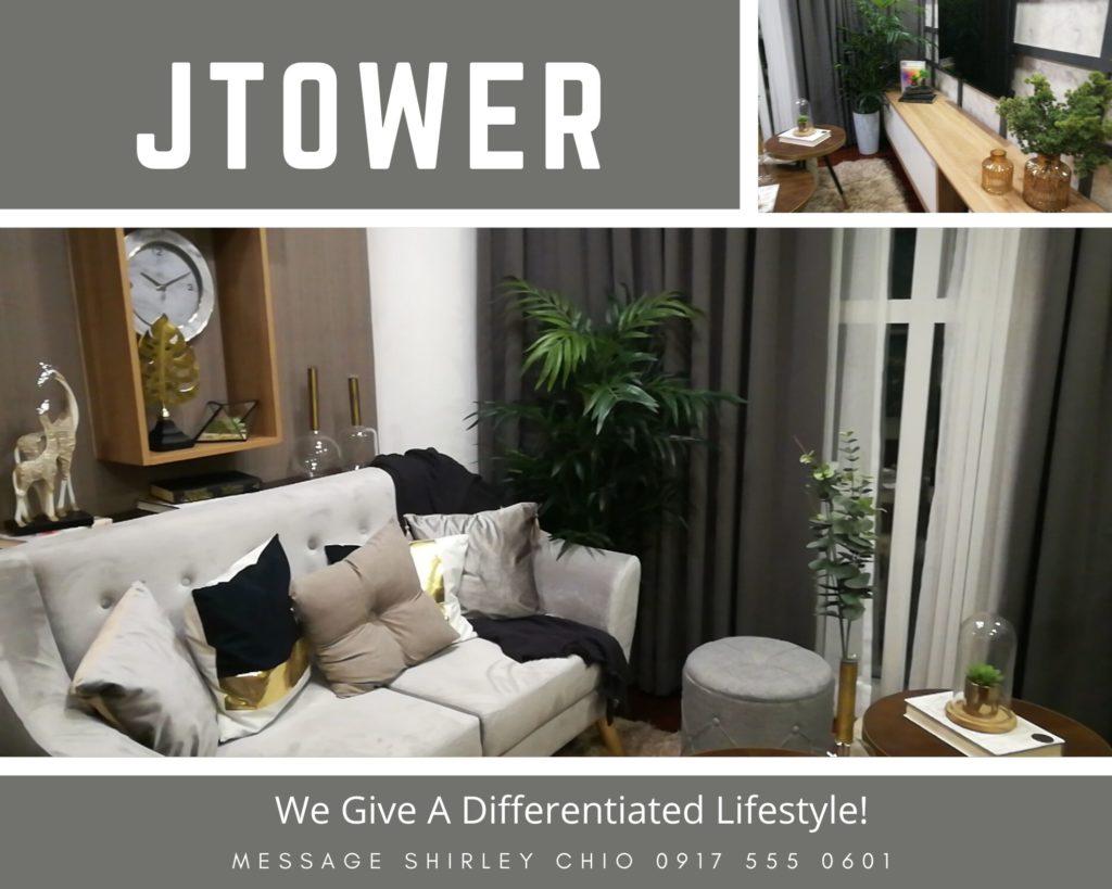 JTower Residences Condominium for Sale in Cebu