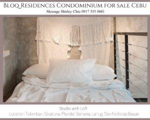 Bloq Residences condominium for sale Cebu