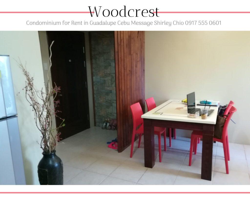 1BR Woodcrest Residences Condominium for Rent Cebu