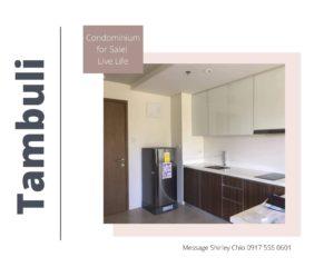 Tambuli Condominium for Sale in Mactan Cebu Philippines