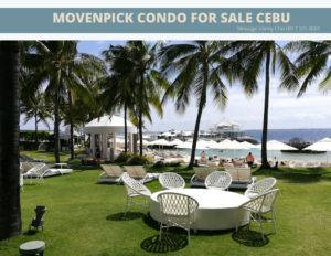 Movenpick Condominium for Sale Mactan Cebu Philippines