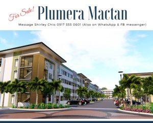 Plumera Mactan Condominium for sale in Cebu