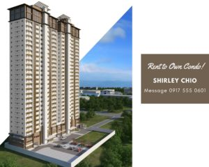 Rent to own condominium for sale Midpoint Residences Cebu Philippines