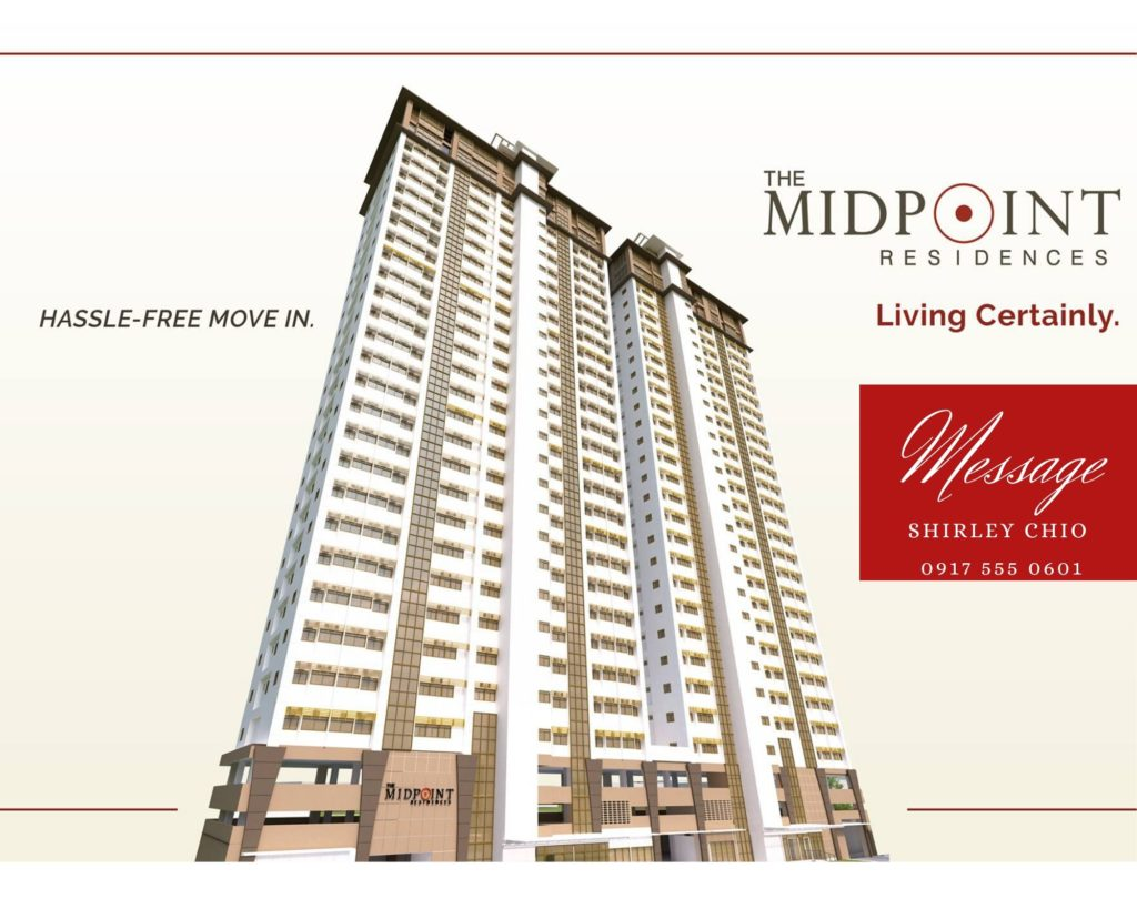 rent to own condominium for sale in Midpoint Residences Cebu