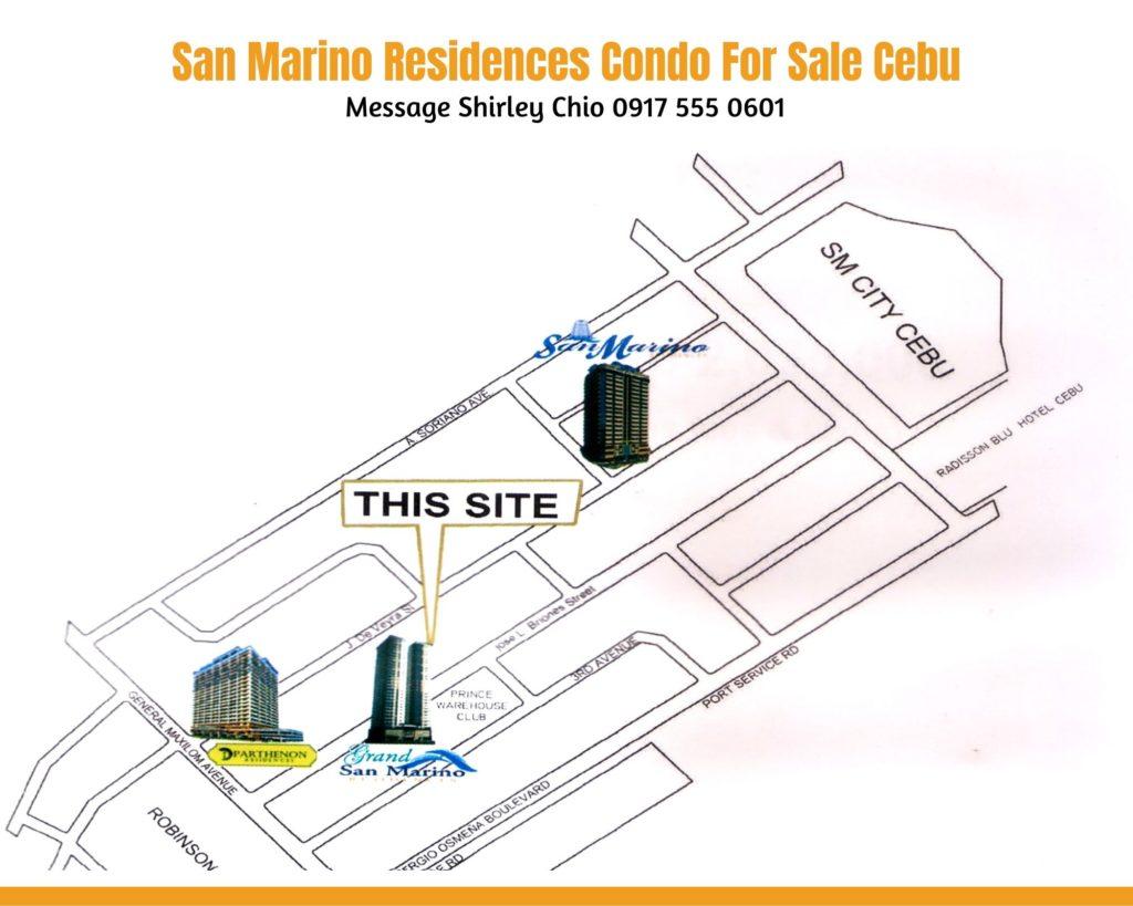 San marino Condo For Sale Cebu Philippines