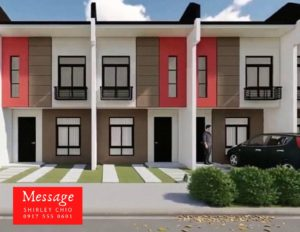 Amberley Townhouse for Sale in Mactan Cebu Philippines