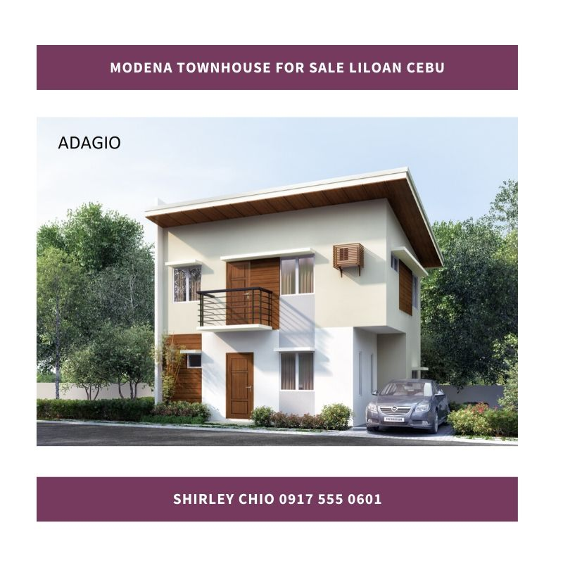 Townhouse for sale in Modela Liloan Cebu Philippines