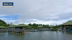 DPond Family Fishery Restaurant in Cebu Philippines