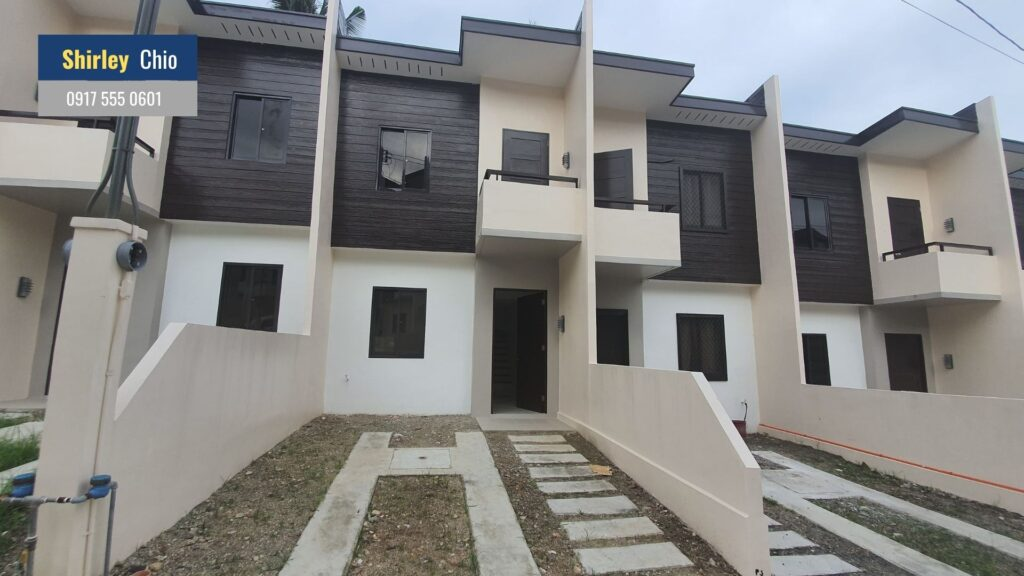 888 Acacia Drive Townhouse for Sale Cebu Philippines