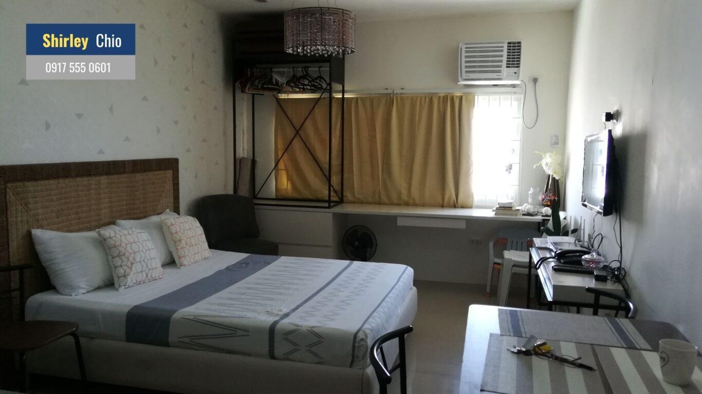 San Marino Residences Studio Condominium for Rent in Cebu Philippines