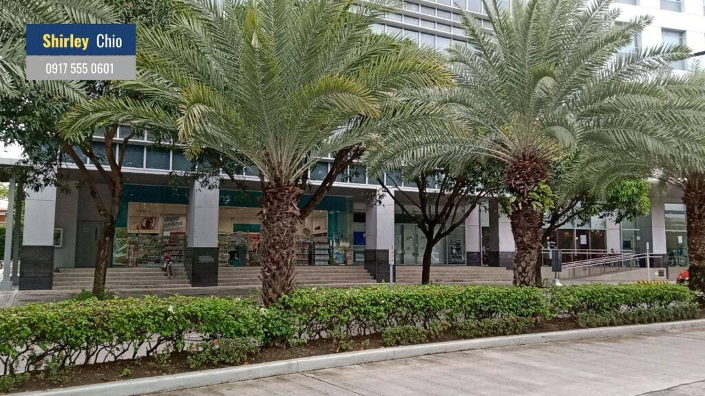 Mactan Newtown Boulevard Park in Cebu Philippines
